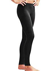 Damen / Herrn / Unisex Unten / Wetsuit, zweite Haut / Hosen / Strumpfhosen Taucheranzug UV-resistant Dive Skins 3-3,4 mm SchwarzXS / S /