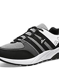 Men's Sneaker Shoes Tulle Blue / Gray