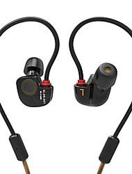 3,5 mm fones de ouvido com fio (no ouvido) para media player / tablet | telemóvel | computador sem microfone