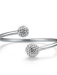 Japan and South Korea Fashion New all Over the Sky Star Spherical Platinum Plated Bracelet JYSH002