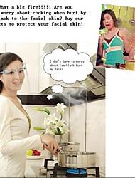 Creative Kitchen Tools Lampblack Oil Prevent Mask