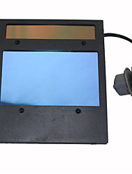 Out Control Big View Eara 4 Arc Sensor Solar Auto Darkening TIG MIG MMA Welding Mask/Helmet/Cap/Lens/Eyes Mask's Filter