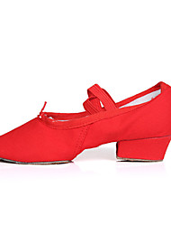 Customizable Women's Dance Shoes for Latin/Salsa /3 Colors