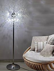 lâmpadas de assoalho gdnansheng® imitar cristal / led moderno / contemporâneo metal / GDNS-leão / fogo de artifício