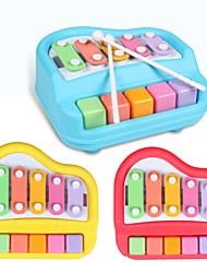 Baby 5-Note Xylophone  Musical Toy(3 color send at random)
