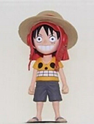 One Piece Anime Action Figure 10CM Model Toy Doll Toy (8 Pcs)