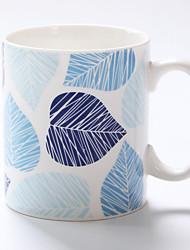 las características del viento rurales de tazas de cerámica tazas creativas