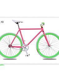 """motos artes tl ™ 700c fixa * 17 """"* bicicletas 52 centímetros bicicleta bicicleta de estrada colorido da bicicleta da cidade 13 cores"""