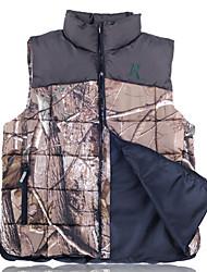 wearable, respirável, topos de algodão quente para a caça / caminhada / pesca