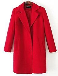 Cheap Wool Pea Coats - Lightinthebox.com