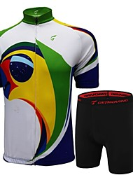 Getmoving Bike/Cycling Jersey / Compression Clothing / Jersey + Shorts / Clothing Sets/Suits Women's / Men's / Unisex Short Sleeve