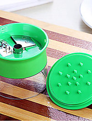 Vegetable Spiral Funnel Shredder Shape Slicers Carrot Cucumber Kitchen Gadgets