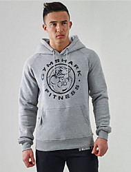 Fleece gymshark muscle brothers 2016 latest fashionable recreational men's clothing
