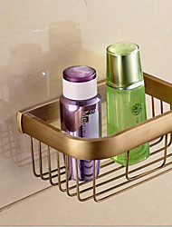Bathroom Accessories Solid Antique Brass Material Toilet Paper Holder