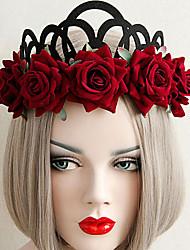 Punk Faction Cosplay Lolita Canvas Mask