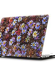 concha plana dibujo ~ estilo de color 4 para MacBook Air 11 '' / 13 ''