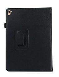 личи шаблон PU кожаный чехол с подставкой для Ipad про10.5  9,7 дюйма