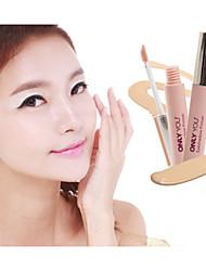 1 Paleta de Sombras Molhado Paleta da sombra Lápis Normal Maquiagem para o Dia A Dia