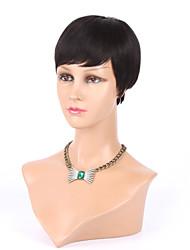 Glueless Full Lace Wigs Unprocessed Virgin Brazilian Full Lace Human Hair Wigs For Black Women Lace Front Wig Short Wigs