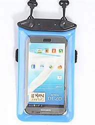 Boîtes sèches / Sacs Etanches Adulte / Unisexe Mobile / Etanche Plongée & Snorkeling Blanc / Orange / Vert / Bleu / Noir PVC-Tteoobl