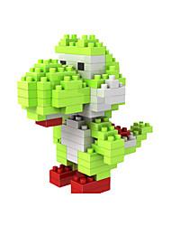 Blocs de Construction Pour cadeau Blocs de Construction Maquette & Jeu de Construction Dinosaure ABS 8 à 13 ans Vert Jouets