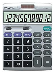 Пластик-Калькулятор-Многофункциональные / Солнечная энергия