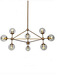Golden Beans Chandelier 10