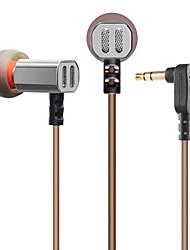 3.5mm bedraad oordopjes (in het oor) voor media player / tablet | mobiele telefoon | computer geen microfoon