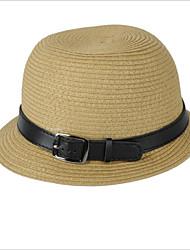 Beach Hat British Style Belt Buckle