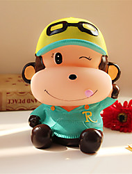 Oversized Can Save 2000 Coin Little Monkey Evade Glue Piggy Bank Creative Gifts To Send His Girlfriend A Birthday Gift
