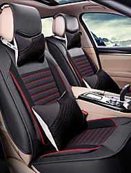 The New Silk LeatherCar Seat Cover Cushion Automotive Interior Dimensions All Seasons Cushion General Models CanBe