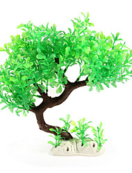 Aquarium Decoration Plant Tree Water Grass Ornament Fish Tank