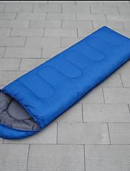 Sleeping Bag Rectangular Bag Single 10-20 Hollow Cotton 240g 185cmX75cm Camping / Beach / Traveling / Outdoor / IndoorMoisture