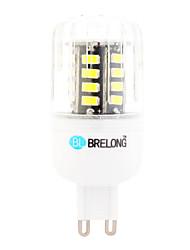 6W G9 Ampoules Maïs LED T 30 SMD 600 lm Blanc Chaud / Blanc Froid AC 100-240 V 1 pièce