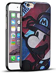 ультра тонкий моды мультфильма защитная задняя крышка iphone мягкий чехол для iphone 6с плюс / iphone 6 плюс