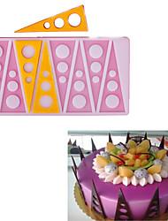 Инструменты для выпечки Торты / Шоколад / Лед