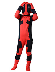 Kids Deadpool Costume Children Superhero Cosplay Boys Halloween Costumes For Kids Party Fancy Dress Full Bodysuit
