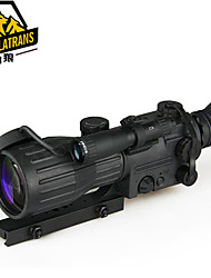CANIS LATRANS 2.5X 50 mm Monocular F80mm Night Vision / Military 1.4inch/100yds Fully Multi-coated Hunting Infrared