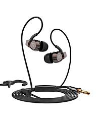 langsdom SP80 спорт наушники-вкладыши наушников шумоизоляции наушники с микрофоном