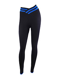 Running Pants / Tracksuit / Tights / Bottoms Women's Breathable / Quick Dry / Compression / Stretch Tactel Yoga / Fitness / Running Sports