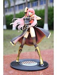 Vocaloid Hatsune Miku PVC Anime Action Figures Model Toys Luka
