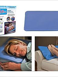 Almofada de Vigem,Azul 100% Microfibra Sintética