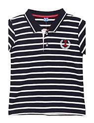 Boy's Cotton Tee,Spring Short Sleeve