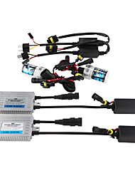 12V55W HID Ballast QSP One Second Headlight Bulb Retrofit Kit 9005 3000K 4300K 5000K 6000 8000K