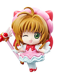 Cardcaptor Sakura Andere 8CM Anime Action-Figuren Modell Spielzeug Puppe Spielzeug