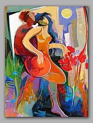 абстрактная картина счастливый любовник растянуты картины готовы повесить
