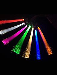 5pcs 1.5W blanc chaud rouge fibre optique créative g4 éclairage décoratif / blanc / bleu / jaune / vert / lampe led lumière (DC12V)