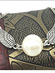 chain Bracelet Alloy Bracelet Charm Bracelets Pearl