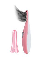 Eyelash Curler Metal 1pcs Ellipse 2x2x10.7cm Normal Black / Green / Pink / Rose