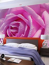 fond d'écran Fleur Papier peint Contemporain Revêtement,Autre Oui